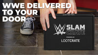 Unbox WWE excellence