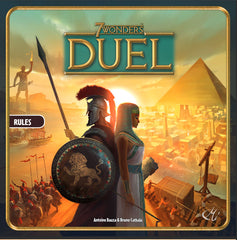 7 Wonders Duel - Two player games - Sustainable Valentine's Day - itMatters, Blog by itto, a Sydney, Australia-based brand selling eco-friendly phone cases that are commercially and home compostable.
