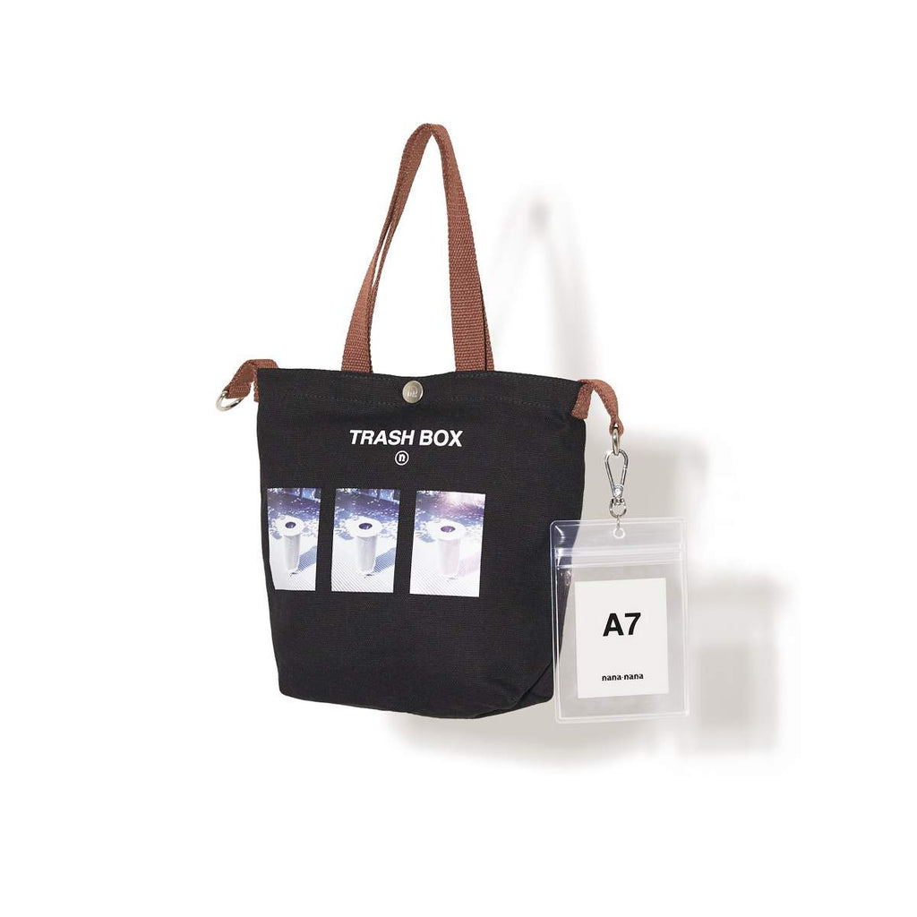 TRASH BOX / S (TOTE BAG)