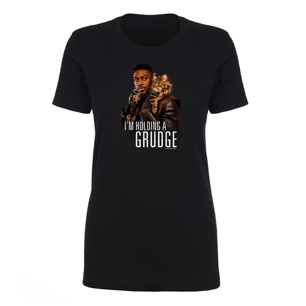 Star Trek: Discovery Holding A Grudge Women's Short Sleeve T-Shirt