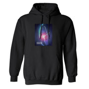 Star Trek: Generations Kirk & Picard Logo Fleece Hooded Sweatshirt