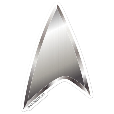 Star Trek: Lower Decks Combadge Die Cut Sticker