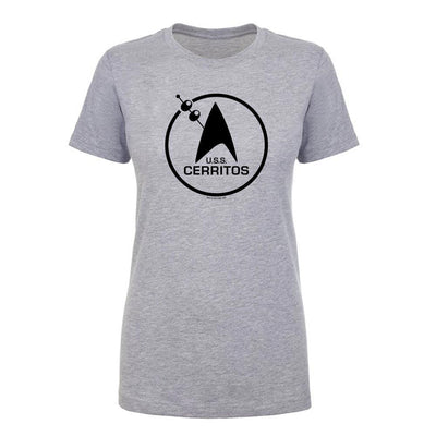 Star Trek: Lower Decks Cerritos Bar Logo Women's Short Sleeve T-Shirt