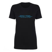 Star Trek: The Motion Picture Logo Women's Short Sleeve T-Shirt
