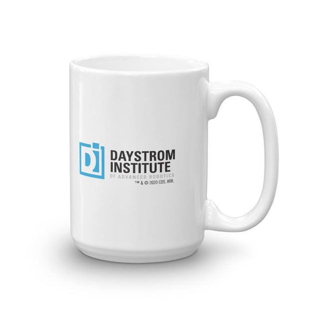Star Trek: Picard Daystrom Institute Mug