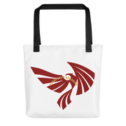 Star Trek Starfleet Academy Flying Phoenix Tote Bag