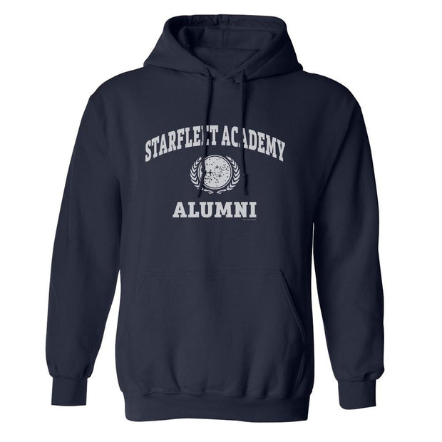 Star Trek: Starfleet Academy Alumni Fleece Hooded Sweatshirt