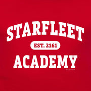 Star Trek: Starfleet Academy EST. 2161 Adult Short Sleeve T-Shirt