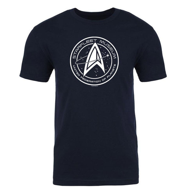 Star Trek: Starfleet Academy Museum Adult Short Sleeve T-Shirt