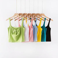 Bardot vest (6 colors) - CURATED by FS