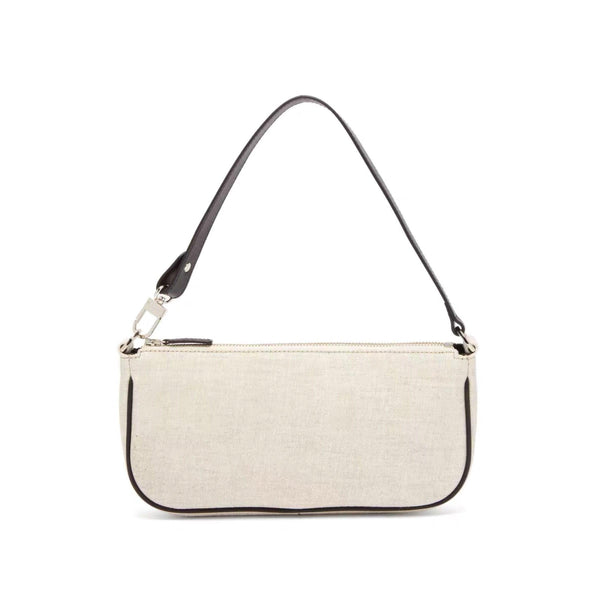 Canvas 90s shoulder bag - CURATED by FS