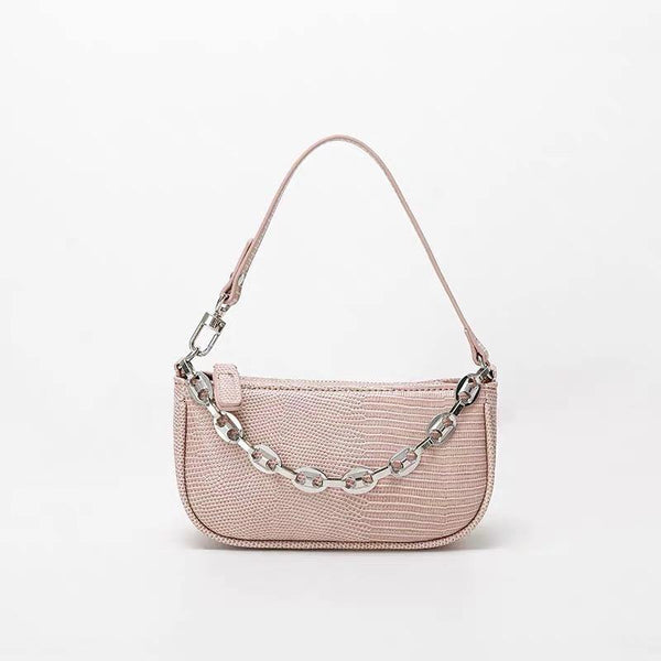 Mini 90s bag in pink - CURATED by FS