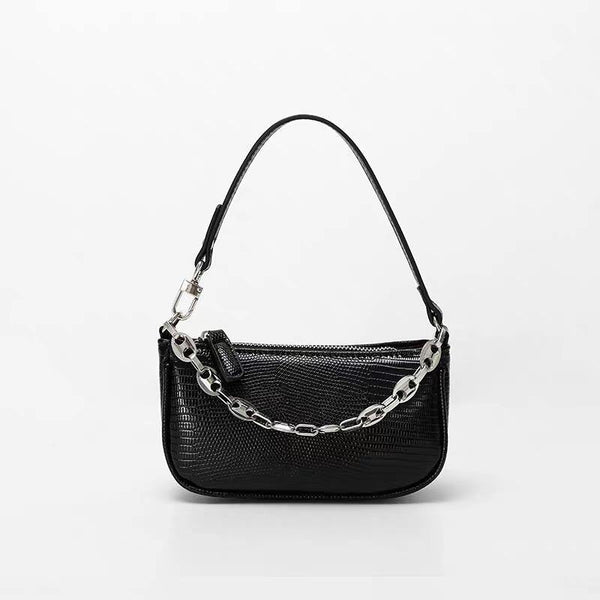 Mini 90s bag in black - CURATED by FS