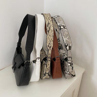 90s bag with mini buckle  (more colors) - CURATED by FS