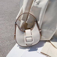 Mini buckle tote - CURATED by FS