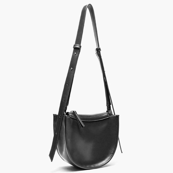 Half moon cross body bag (3 colors) - CURATED by FS