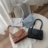 Rectangle shoulder bag - CURATED by FS