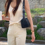 Shoulder bag with eyelet strap (5 colors) - CURATED by FS