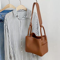 Bucket shoulder bag (4 colors) - CURATED by FS