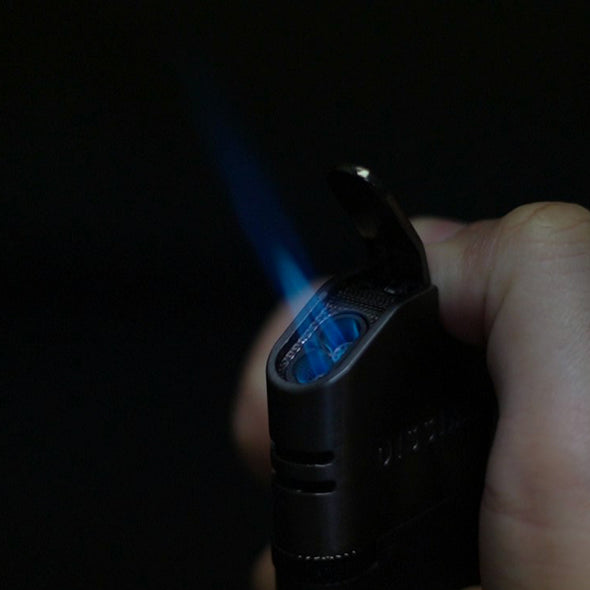 Inverted Dual Torch Lighter(unfilled)