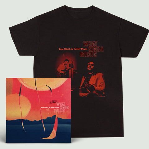 Black T-Shirt + Digital Album