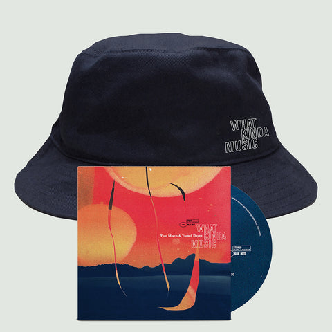 Bucket Hat + CD + Digital Album