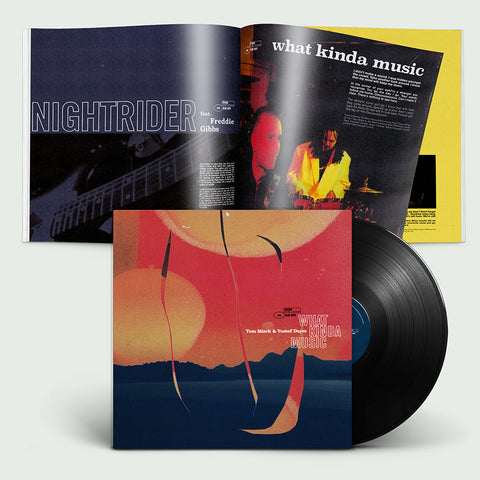 What Kinda Music Deluxe 2LP + Digital Album