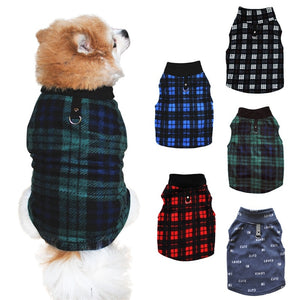 Dog Coats Jacket Winter Dogs Cats Clothing Warm Pet Vest Chihuahua Cartoon Pet Clothing Kawaii Dog Pet Costume Clothes XS-3XL