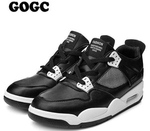 GOGC summer Men Shoes Men Sneakers Casual Shoe Breathable Krasovki Basket Comfortable sport men Platform Shoes flat footwear 650