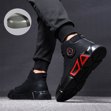Load image into Gallery viewer, Fashion Safety Shoes 38~46 Steel toe safty shoes Anti-smashing work shoes men work boots #RN919