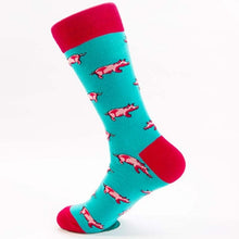 Load image into Gallery viewer, Harajuku Cotton Cute Candy Color Socks Casual Women Short Piles Heap Socks Fashion Solid Color Simple Sox Girl's Sokken Hosiery