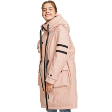 Load image into Gallery viewer, Allure Amore 2019 Winter Cotton Coat Women Zipper Big Pocket  Outwear Jackets Hooded Thicken Warm Parkas Ladies