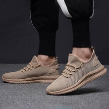 Load image into Gallery viewer, Men Tennis Shoes Soft Sneakers Mesh Breathable Shoes Lightweight Sport Shoes Training Fitness Athletic Shoes tenis masculino