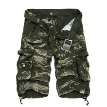 Load image into Gallery viewer, Mens Military Cargo Shorts 2020 Brand New Army Camouflage Tactical Shorts Men Cotton Loose Work Casual Short Pants Plus Size