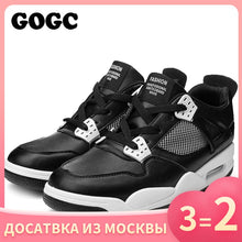 Load image into Gallery viewer, GOGC summer Men Shoes Men Sneakers Casual Shoe Breathable Krasovki Basket Comfortable sport men Platform Shoes flat footwear 650