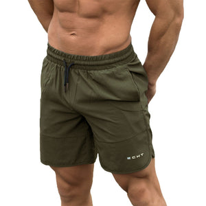 GYMOHYEAH New 2019 Summer Mens Fitness Bodybuilding Breathable Quick Drying Short Gyms Men Casual Joggers Shorts M-2xl Wholesale