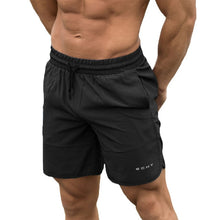 Load image into Gallery viewer, GYMOHYEAH New 2019 Summer Mens Fitness Bodybuilding Breathable Quick Drying Short Gyms Men Casual Joggers Shorts M-2xl Wholesale