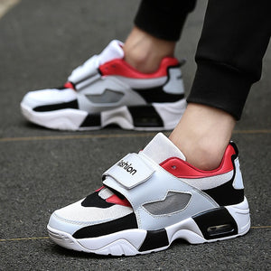 Men's Casual Shoes Fashion Sneakers For Men Flat Shoes Trend Comfort Shoes Men's   Breathable Mesh Movement Tzapatos De Hombre