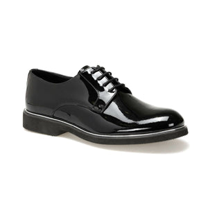 FLO ERG-965 Black Men 'S Classic Shoes JJ-Stiller