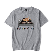 Load image into Gallery viewer, Friends Tv Show Femme Shirts Women T Shirt Harajuku Summer 90s Tshirt Streetwear Womens Tops Tees Graphic T-shirt Short Sleeve