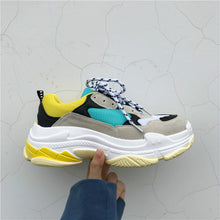 Load image into Gallery viewer, spring Harajuku Autumn vintage sneakers Men Breathable Mesh Casual Shoes men Cmfortable Fashion Tenis Masculino Adulto Sneakers