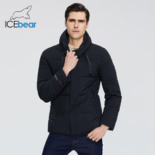 Load image into Gallery viewer, ICEbear 2019 New Men's Clothing High Quality Men's Winter Warm Coat Brand Jacket  MWD19851I