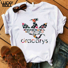 Load image into Gallery viewer, Dracarys T-Shirt Female Mother of Dragon Tops Tee Harajuku khaleesi Camisetas Daenery Dragon Got women summer Clothing