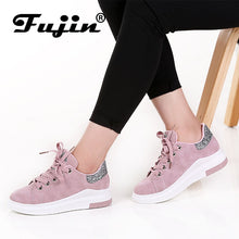 Load image into Gallery viewer, Fujin Brand 2020 Autumn Women Shoes sneakers  Autumn Soft Comfortable Casual Shoes Fashion Lady Flats Female shoes for women