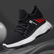 Load image into Gallery viewer, Hot Cool Fashion Autumn Sneakers Handiness Casual Shoes Men Color Stitching Sneaker Male Flyknit Breathable Lace Up Casual Shoes