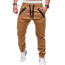 Load image into Gallery viewer, sweatpants men's pants hip hop joggers cargo pants streetwear men trousers casual fashions military pants pantalones hombre