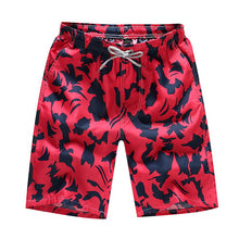Load image into Gallery viewer, SHUJIN Summer Men's Board Shorts Beach Brand Shorts Surfing Bermudas Masculina Print Men Boardshorts Wholesale