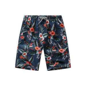SHUJIN Summer Men's Board Shorts Beach Brand Shorts Surfing Bermudas Masculina Print Men Boardshorts Wholesale