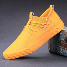 Load image into Gallery viewer, Outdoor Comfortable fashion casual male shoes men high-top sneakers for men adult Men Loafers Moccasins Leather Shoes 2019 New