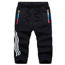 Load image into Gallery viewer, LBL Summer Casual Shorts Men Striped Men's Sportswear Short Sweatpants Jogger Breathable Trousers Boardshorts Man Drop Shipping